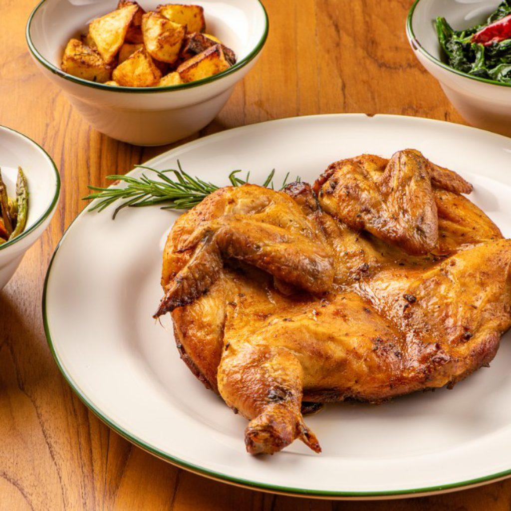 Italian food in Bangkok_Nonna Nella by Lenzi_chicken rotisserie in Bangkok