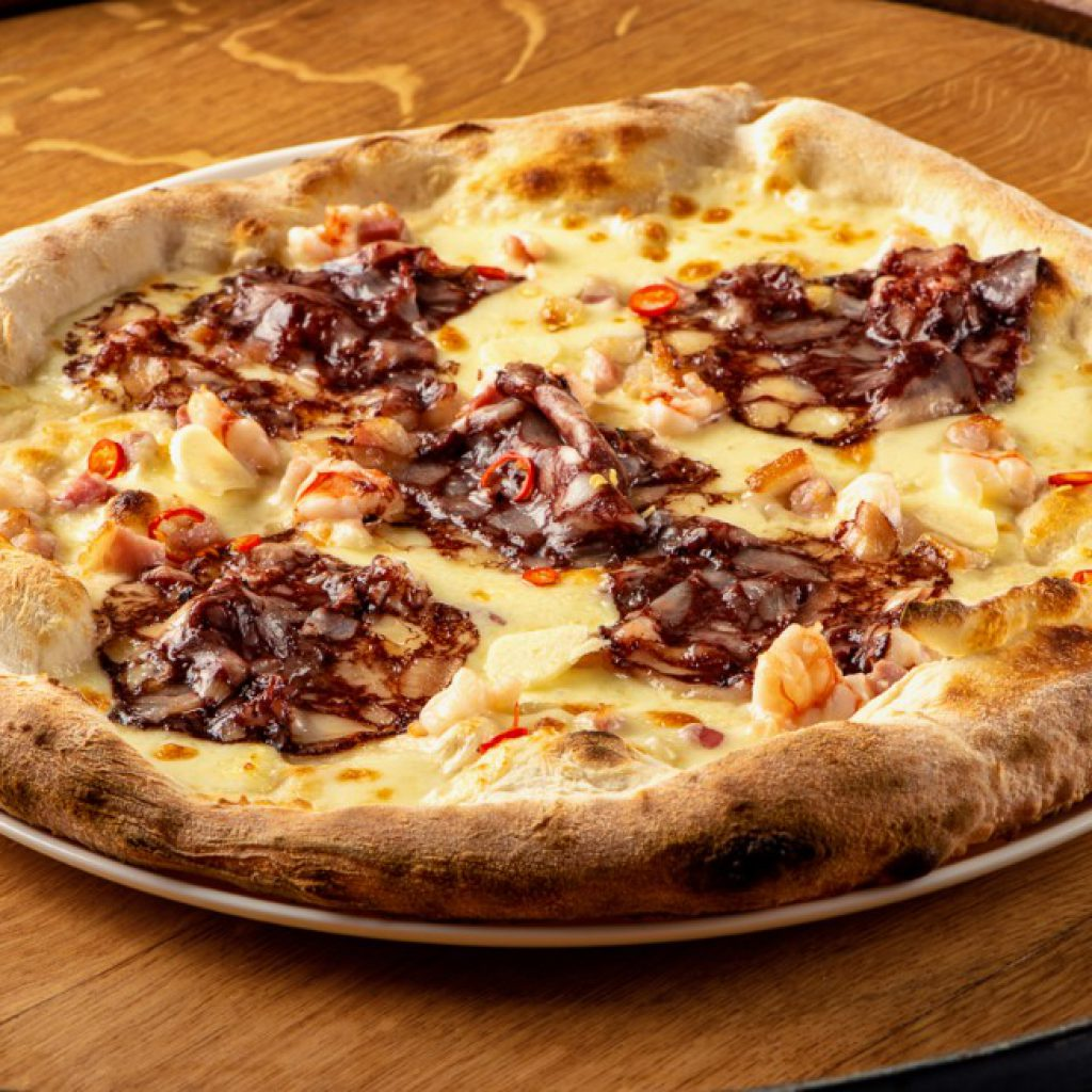 Italian food in Bangkok_Nonna Nella by Lenzi_gourmet pizza in Bangkok